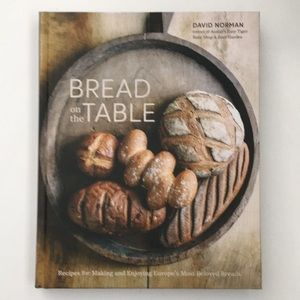 Bread on the Table by David Norman, New Hardcover